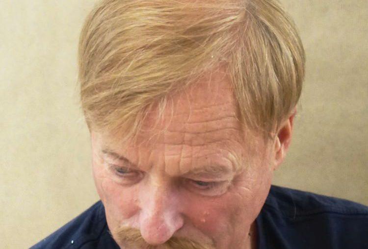 Herren-Toupet blond Koku 18