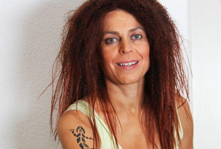 Afro-Hippie-Perücke Ida 24